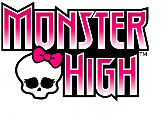 The logo for Monster High.