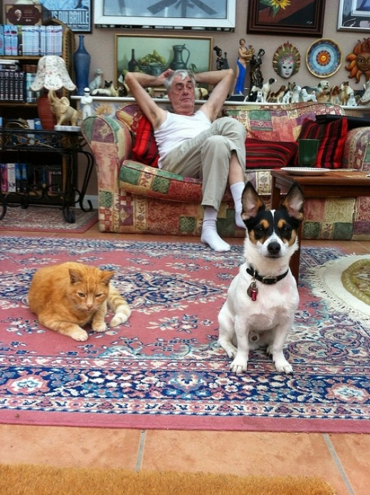 Many U.S. household have multiple pets and multiple species.