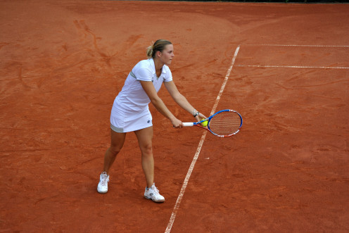 Getting your tennis serve right is essential to playing an effective game