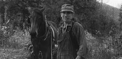 Julie A. Campbell, Blue Ridge Mountains