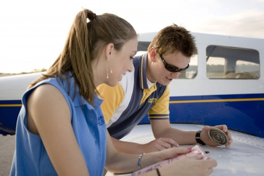 Flight instructor and student doing pre-flight checks will ensure fewer surprises in the air.
