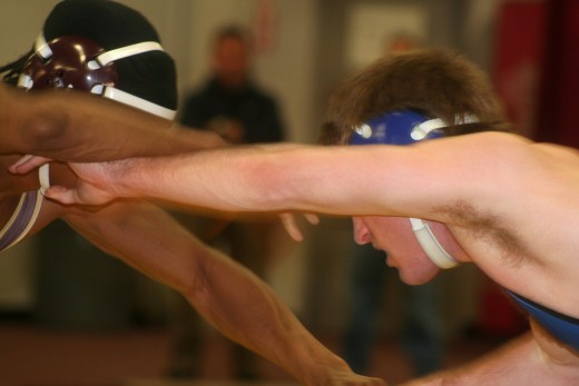 The more technical your shot, the greater your likelihood of finishing the takedown you attempt.