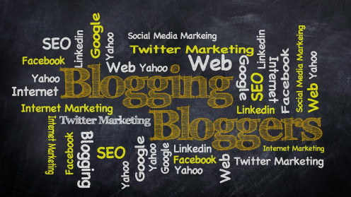 Blogging remains a popular option for many people