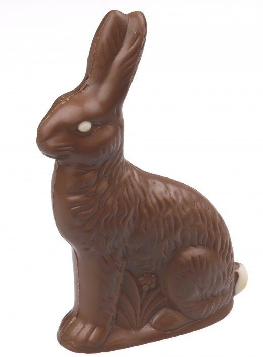 The Easter Bunny today is available in countless forms each spring.