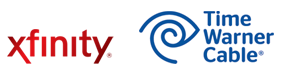 The Zoom 5363 is certified for use with Comcast XFINITY®, Time Warner Cable, Bright House