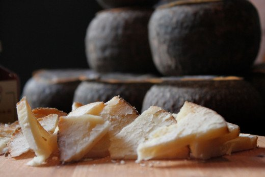 Some types of cheese are allowed by the Exodus Diet, while others are not, depending on how they are created.