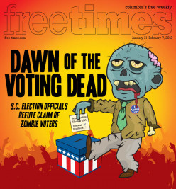Are the 61/2 million dead people that are still receiving Social Security also voting?