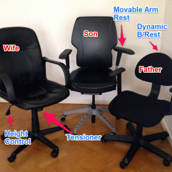 Best Ergonomic Chair - Story of My Family Chairs.