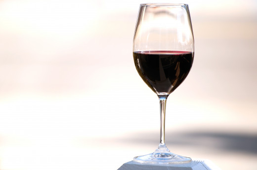 The right glass for your wine can improve its taste and preserve the right temperature longer