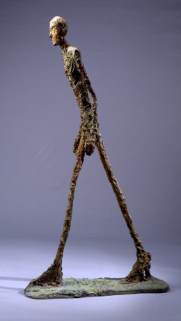 "maryckhayes.wordpress.com / Giacometti's ""Walking Man,""1960"