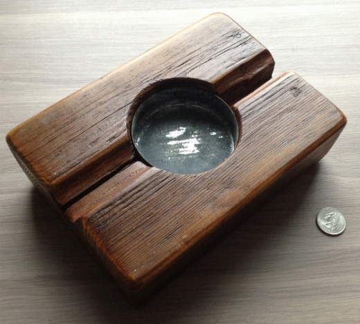 www.mysubscriptionaddiction.com/ Bespoke Post Review - Churchill Box Ashtray