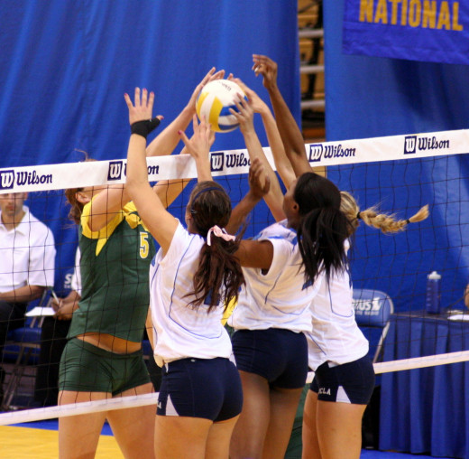 Defensive strategy will vary significantly from one team and type of volleyball to another.