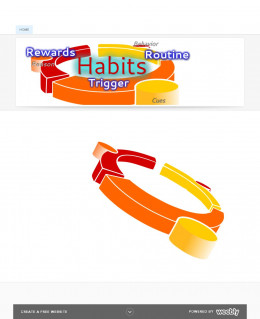 Forming habits is part of human nature.