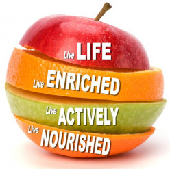 Health benefits of living an energized life
