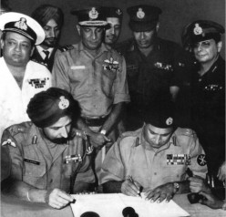 Biggest surrender publicly made in 1971