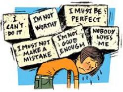 Methods of conquering low self esteem