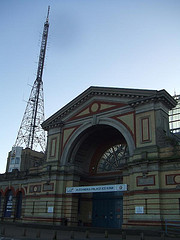 Alexandra Palace from East by Matt Brown, on Flickr
