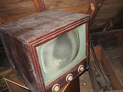 """Old Crosley TV by daveynin, on Flickr"