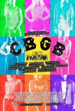 "The ""CBGB"" Movie is Loud and Fast Punk Nostalgia"
