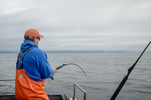 Freezing cold fishing trips can be a thing of the past with modern apparel.