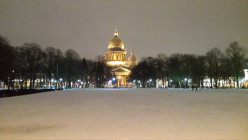 Petersburg, the Pearl of the North