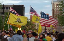 Tea Party Rally in Washington D.C.
