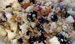 Quinoa Salad, Delicious and Quick!