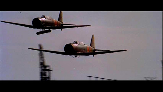 The actual attack on Pearl Harbor progressed quite differently than its portrayal in the movie.