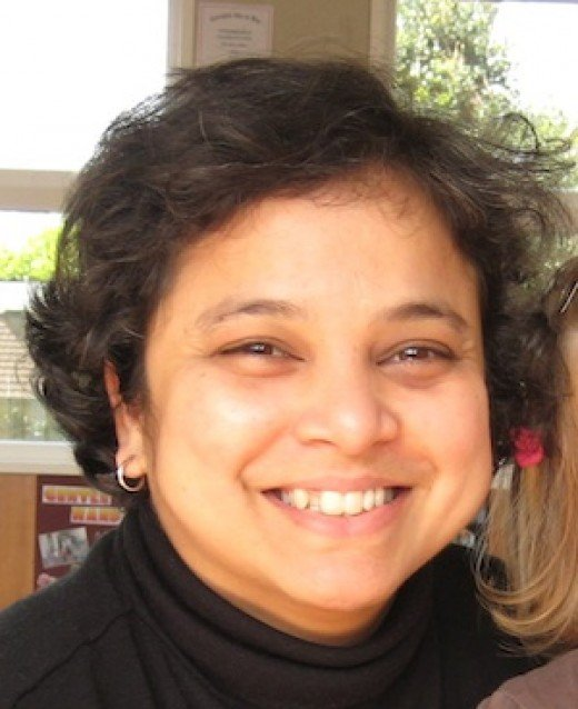 Sushma Webber, writer, blogger and graphic designer