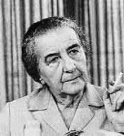 Uncrowned Queen: Golda Meir