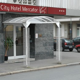 City Hotel Mercator, Frankfurt