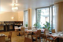 City Hotel Mercator Breakfast Room