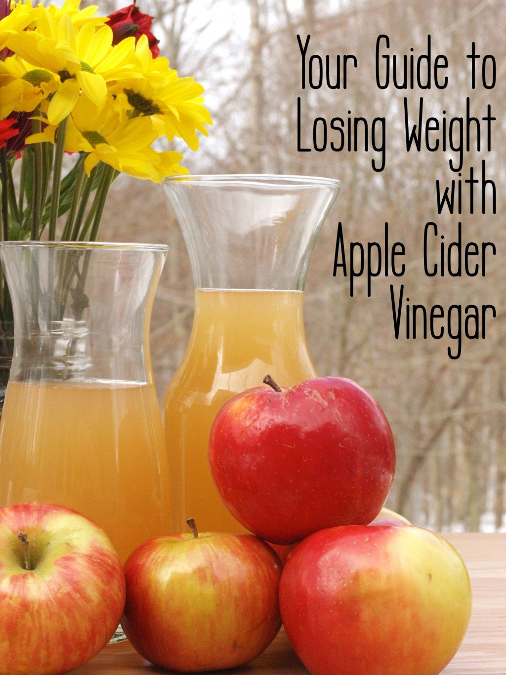 Does Apple Cider Vinegar Help With Weight Loss? | Time