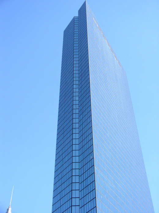 The cost of the Hancock Tower skyrocketed due to design flaws when it was built in the 1970s.
