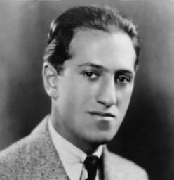 Song-Pluggers George Gershwin and Irving Berlin