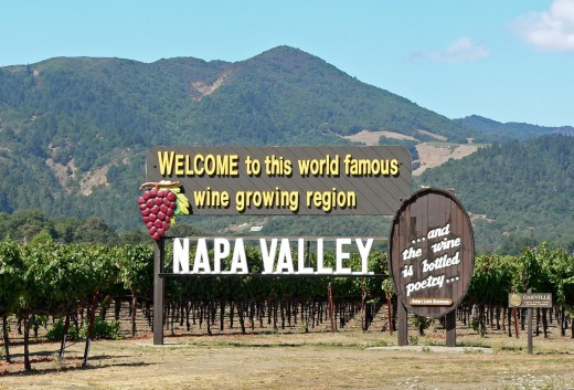 If you're looking for the best wine experience, stay away from Napa.