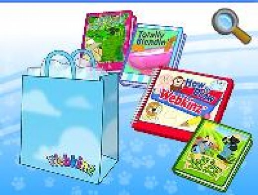 You and your Webkinz can get reading together!