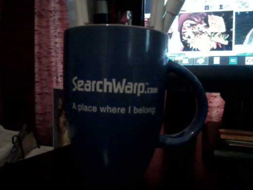 Members of the SearchWarp.com family earned money and received great gifts.