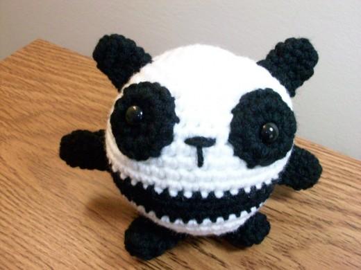 Plush Panda Bear