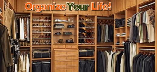Closet Organizer Plan - DIY Closet Organizers