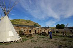 Fort Whoop Up, Lethbridge, Alberta