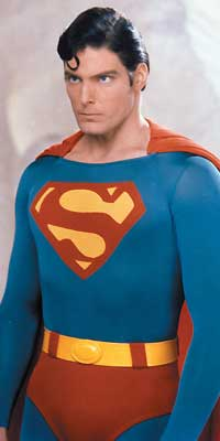 To many people, Christopher Reeve's will always be the definitive Superman performance.