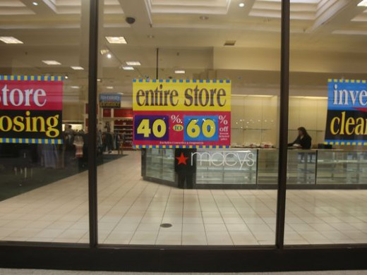 Northland Mall tenants may be forcibly evicted by April, 2015