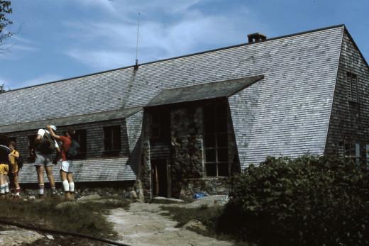 Mitzpah Springs Hut