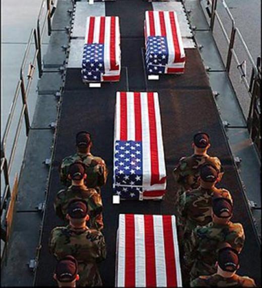 American Coffins