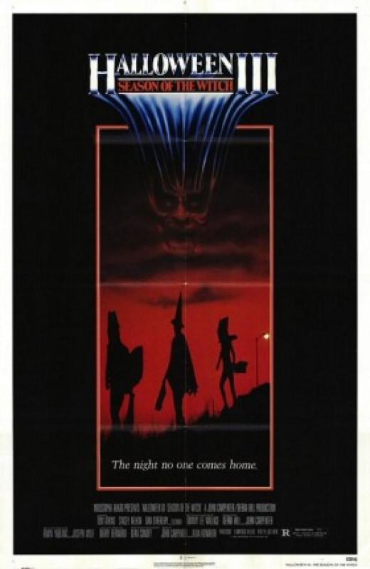 """Halloween III: Season of the Witch"" poster"