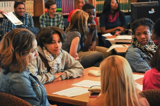 The primary goal of the Bill and Melinda Gates Foundation's high school grants is to help prepare students for college.