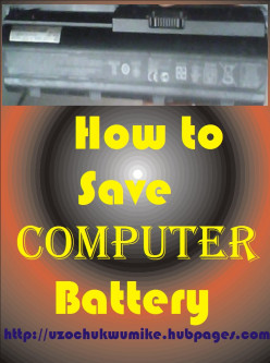 How to Prevent Computer/Laptop Battery from running down Quickly