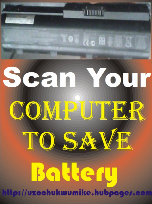 Scan your computer or laptop for anti-virus and malware.
