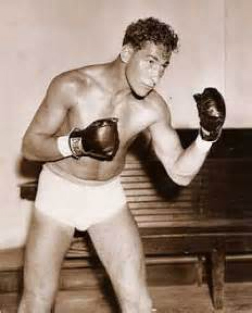 Art Lansky was a world rated heavyweight contender during the prime of his professional career.